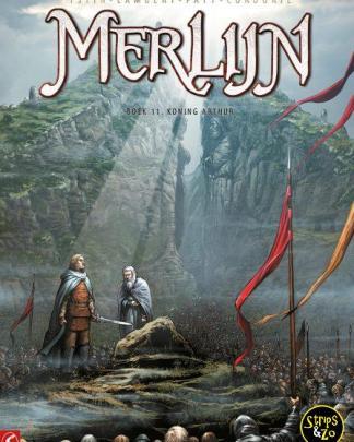 Merlijn 11 Koning Arthur