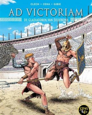 Ad Victoriam 2 De gladiatoren van Juliobona