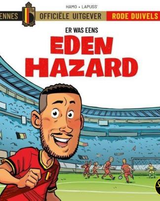 De Rode Duivels Er was eens Eden Hazard