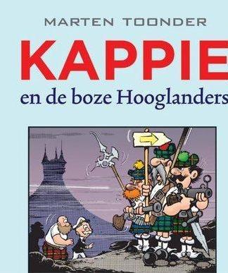Kappie 100 En de boze Hooglanders