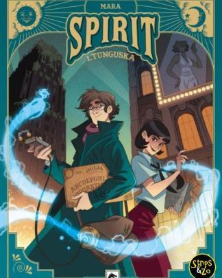 Spirit 1 tunguska