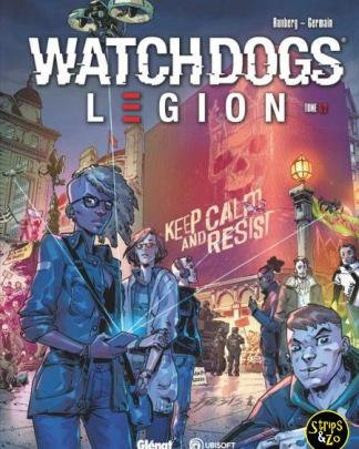 Watch Dogs Legion 1 Underground resistance