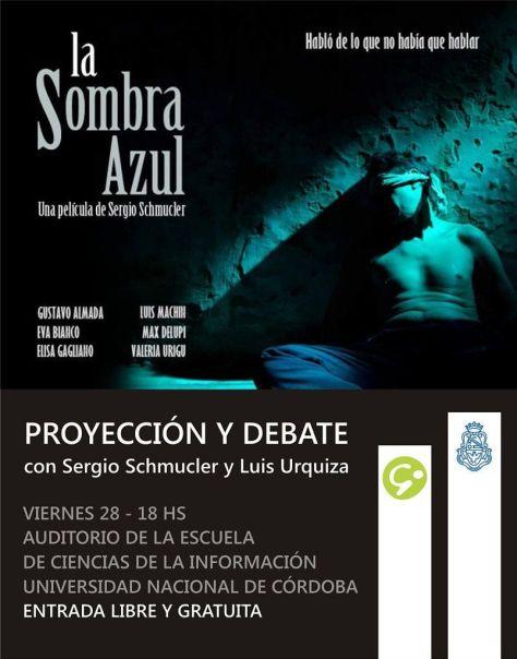 Luis UrquizaLa Sombra Azul