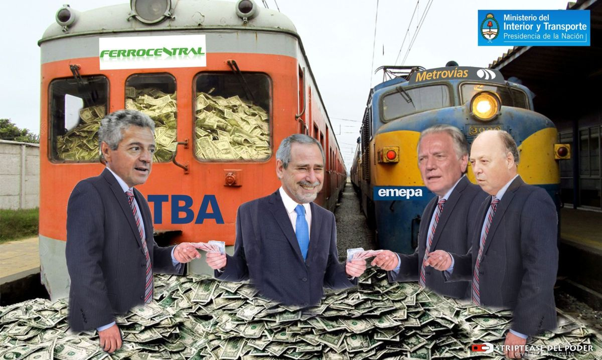 Los millonarios negocios de Jaime con los empresarios Roggio, Urquia y Cirigliano