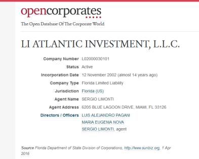 Los negocios offshore de ARCOR 2