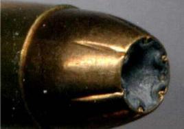 Bala de punta hueca