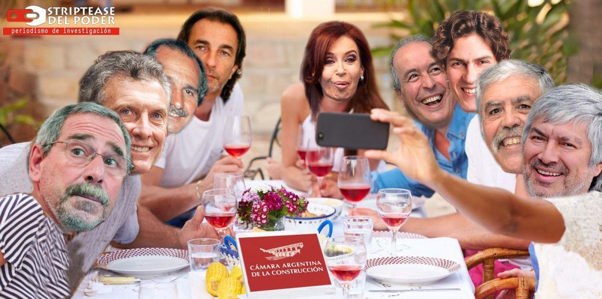 Macri y CFK: enemigos políticos, amigos en los negocios