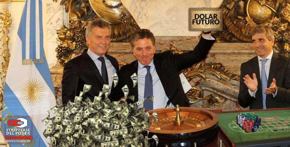 El ministro Dujovne, un obsesivo del déficit fiscal ganó 8.700.000 con el dólar futuro