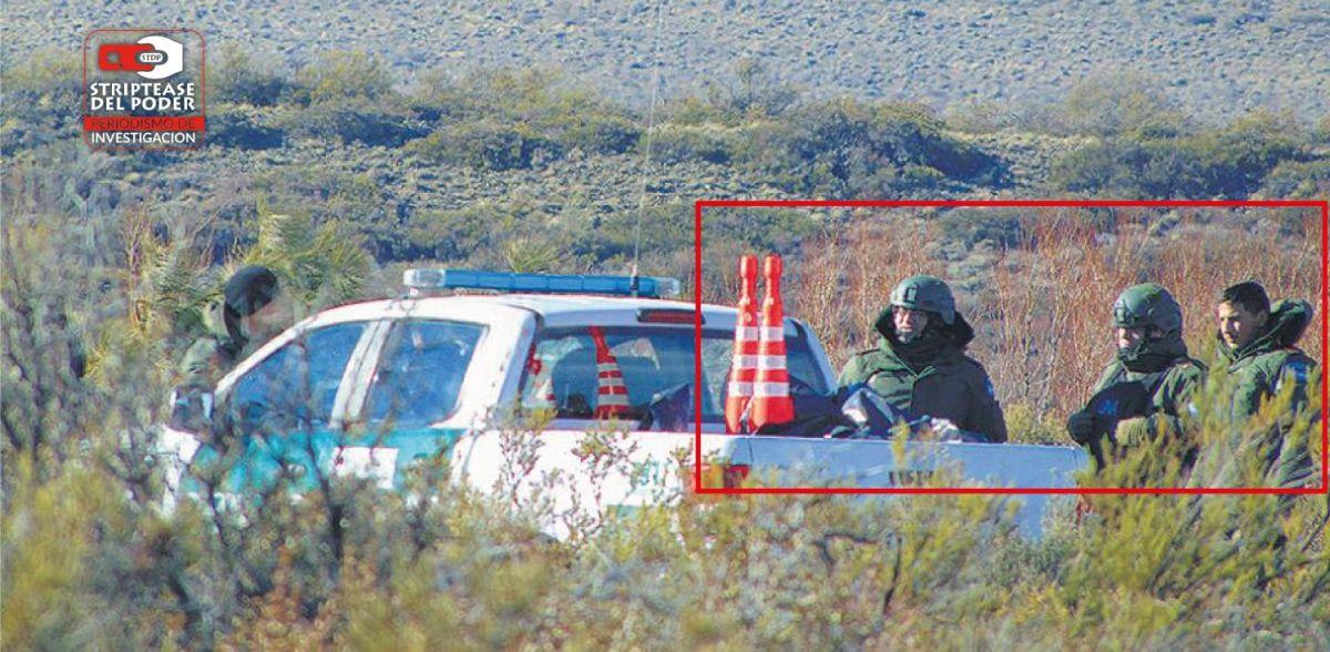 Exclusivo: imágenes de Maldonado en camioneta de Gendarmería con sus captores, y más falsedades por parte de esta