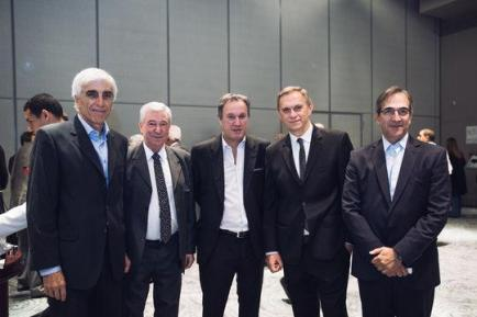 Caba, Rodriguez Larreta, Marcelo Bonelli, Clarin, Guillermo Dietrich, Marcelo Midlin, IECSA
