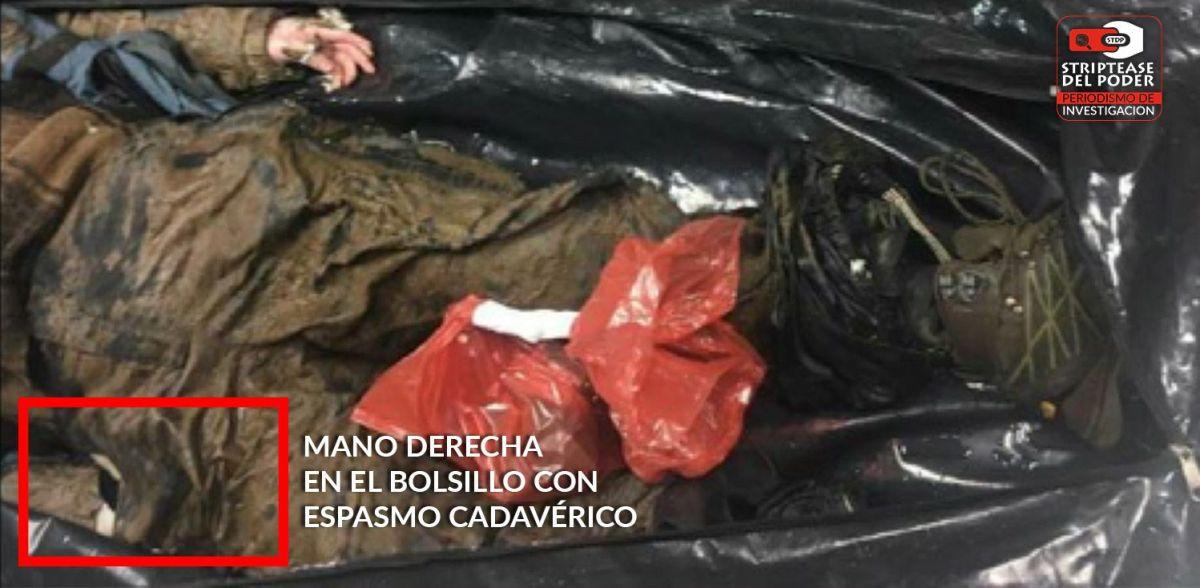 Maldonado: Clarín anticipó que se ahogó con una mano en el bolsillo en 1,4 mts de agua y luego nadó 300 metros contracorriente