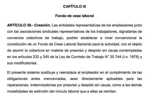 Hugo Moya, IAFCL, Institutos Administradores de Fondos de Cese Laboral, AFJP, obras sociales sindicales, Juan Carlos Onganía, Reforma Laboral