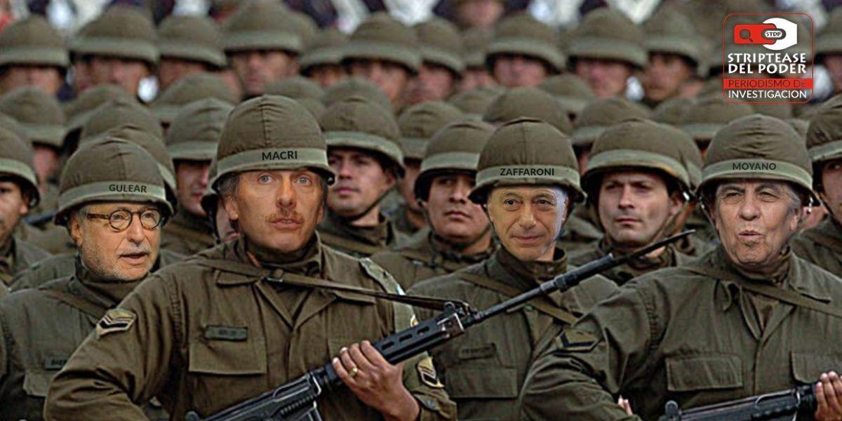 """Golpismos de ayer y hoy: en el 2008 Macri decía que los argentinos estarían """"felices"""" que cayera Cristina."""