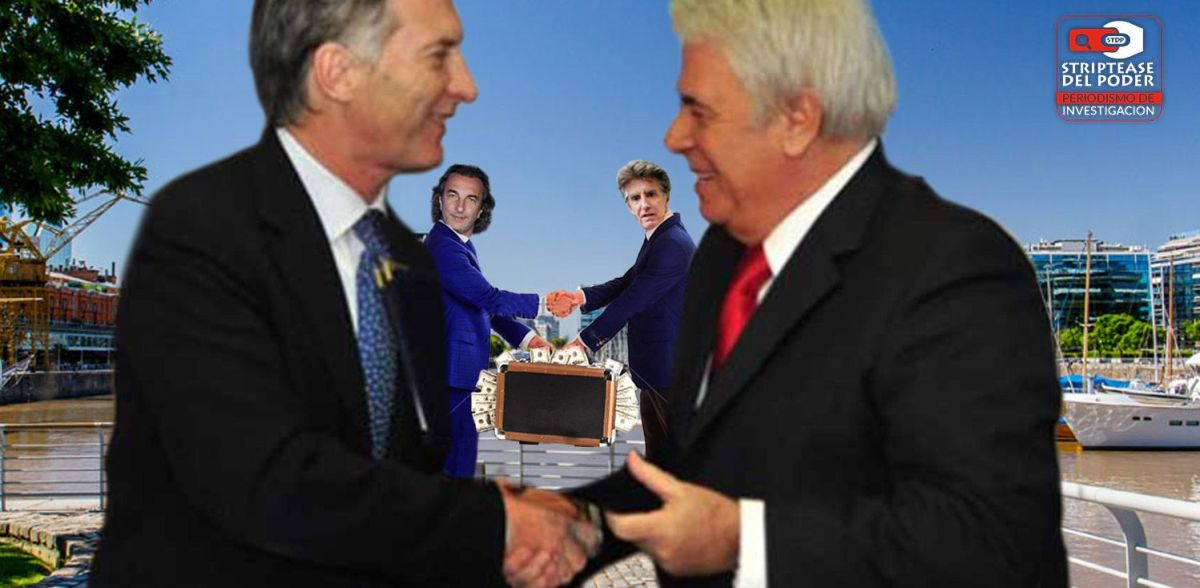 La Ruta del Dinero Macri se cruza con la Ruta del Dinero De la Sota