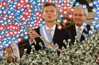 ambridge Analytica, Facebook, Macri, Peña, Redes Sociales