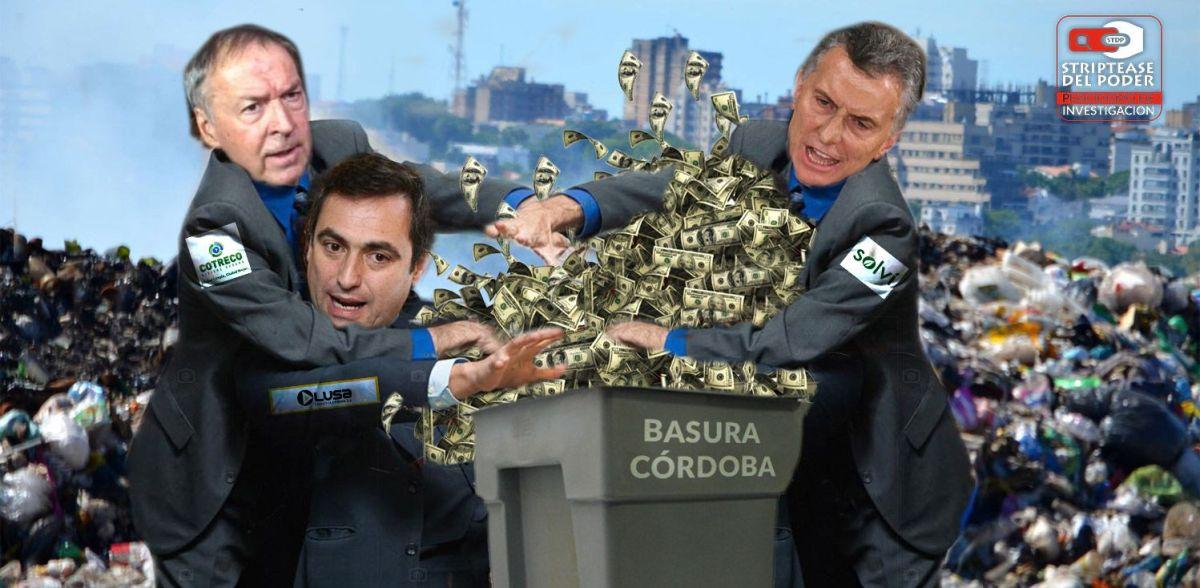 """Guerra por la basura en Córdoba impone a """"Niky"""" Caputo y deja herido al PJ"""