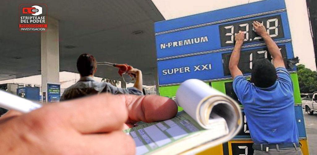 Gobiernos, Empresas, Clase Media, Multas de Transitos, Precio Nafta, multinacionales petroleras