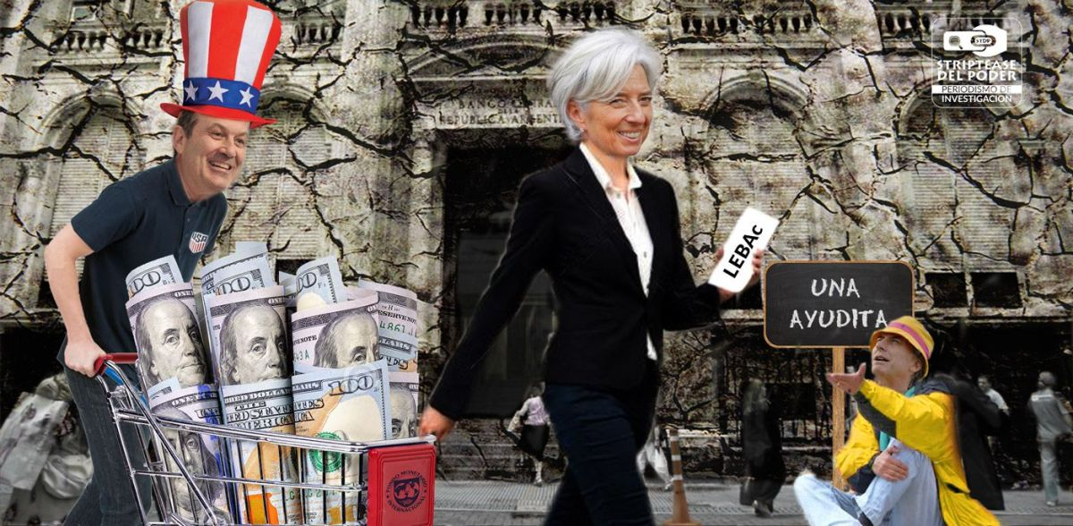 El blindaje del FMI al Banco Central para acometer una devaluación que baje el costo argentino