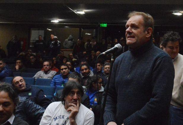 Héctor Tosco, dirigente Agustín Tosco, EPEC, Luis María Balbuena, Kolektor, Schiaretti, Telemedición
