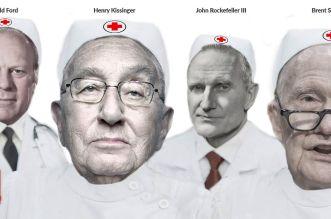 Aborto, presidente de EEUU Gerald Ford, FMI, Christine Lagarde, Informe Rockefeller, Feministas, John Rockefeller III, Seguridad Nacional Henry Kissinger, Brent Scowcroft, y Gerald Ford