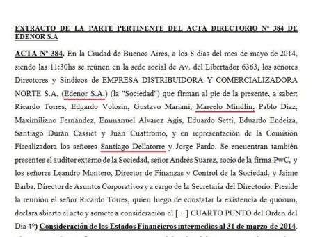 Mindlin, Carlos Menem, Joe Lewis , Fernando de La Rúa, Néstor Kirchner, Cristina Kirchner y Mauricio Macri, Cristóbal López, IECSA, Lava Jato, Cambiemos