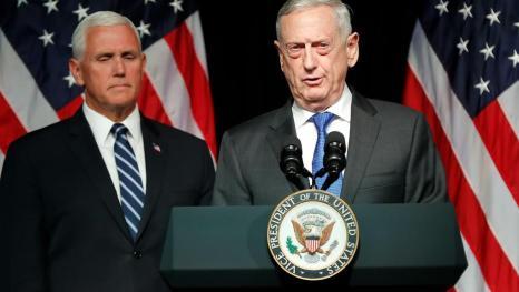 Deuda externa, James Mattis, secretario de Defensa de EEUU general, mecanismo, soberanía, FMI, Bancos