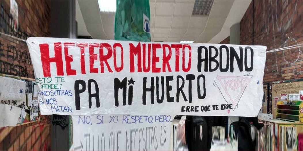 Nicolás Morás, colectivo Libertad y Equidad, Código Penal, Feminismo, Feminazis, Feminismo Autoritario, Derecho Mujer, Caza de Brujas