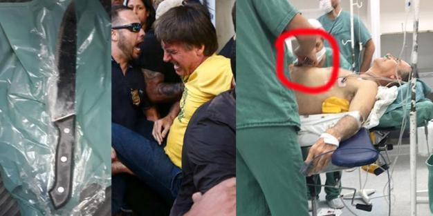 Bolsonaro, Brasil, hospital israelita Albert Einsten, campaña electoral, Israel, Benjamín Nentanyahu, Tancredo Neves, acuchillamiento, Presidente