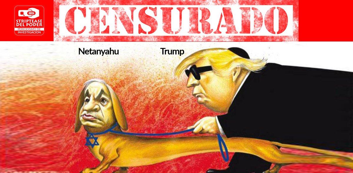 The New York Times, EEUU, Rusia, Vladimir Putin, Israel, Benjamin Netanyahu, Donald Trump, neo Santa Inquisición, Palestina, Bolsonaro, Medio Oriente, Iran, Nisman, Medios de comunicación, Censura