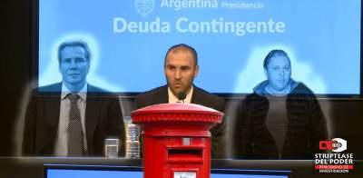 Clarin, Nisman, Gutiérrez, BlacRock, Elliot Managament, Pául Singer, Argentina, Laurence Fink, Deuda Externa, IShares, crisis financiera del 2008, EEUU, Casa Blanca, FMI