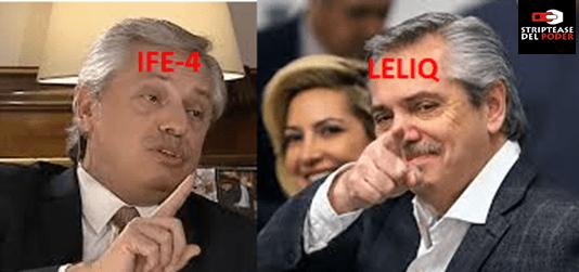 IFE 4, Lelik, BCRA, Martín Guzmán