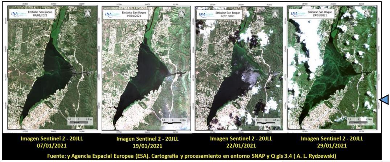 Lago San Roque, contaminación, cordobesismo