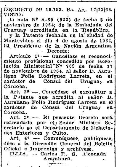 Rodriguez Larreta, oligarquía, patriciado