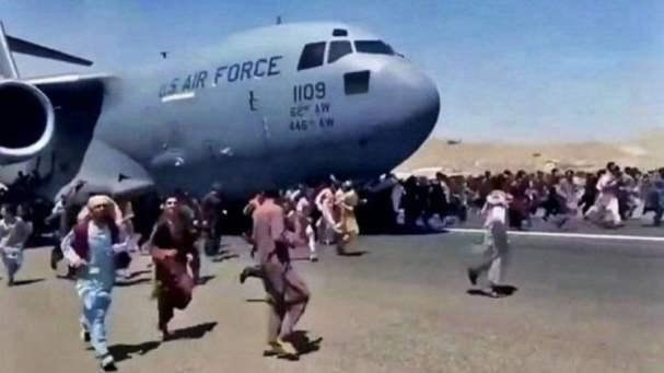 Joe Biden, debacle EEUU, Afganistán
