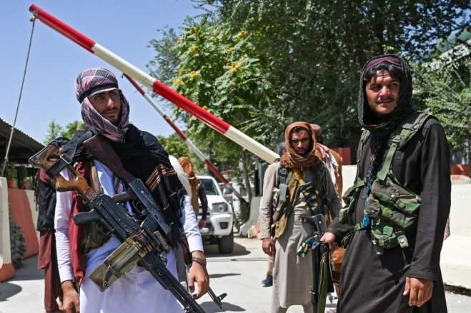 Afganistán, EEUU, Talibán