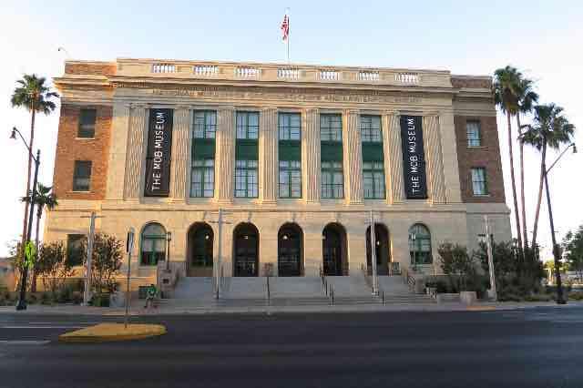 Mob Museum - Musée de la mafia