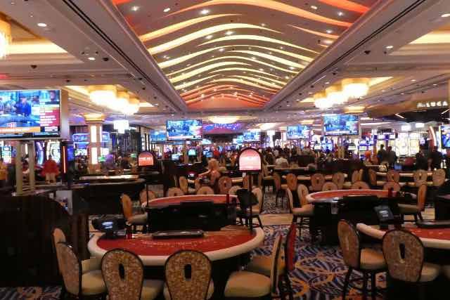 Casino Bellagio Hotel Las Vegas