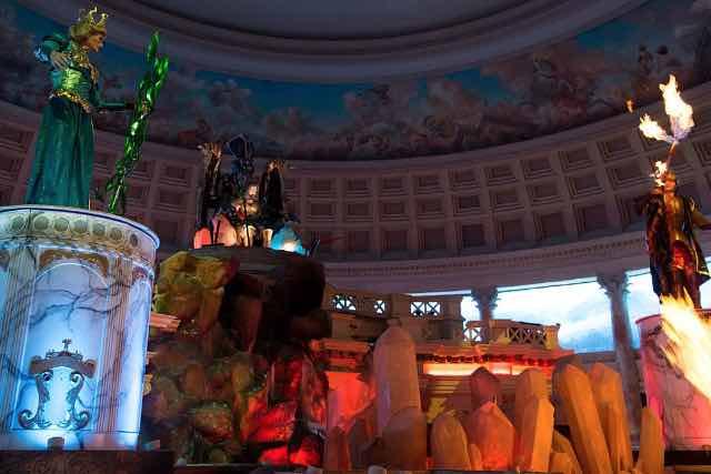 Fall Atlantis Caesars Palace