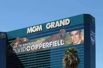 Vegas Hotel MGM Grand