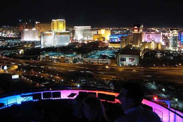 Rooftop Rio Hotel Las Vegas