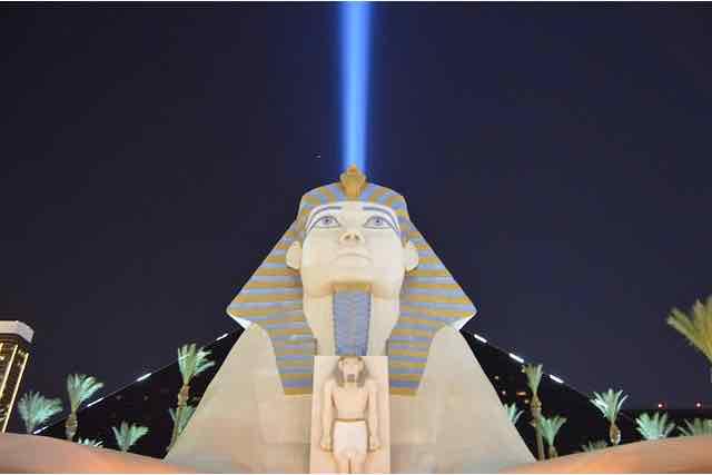 Sky Beam Luxor