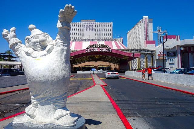 Casino Hôtel Circus Circus Las Vegas
