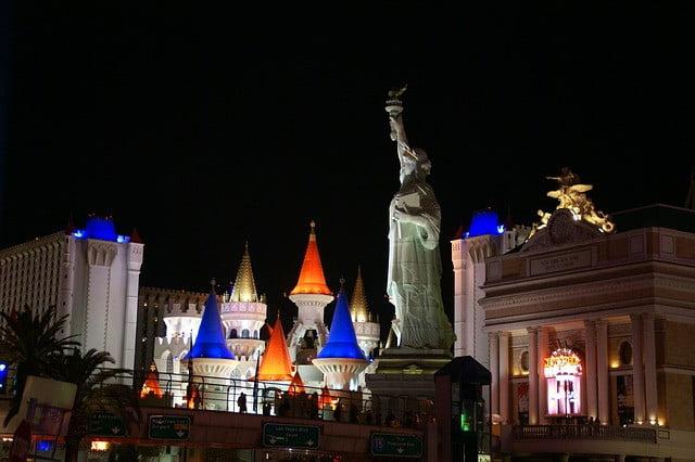 Excalibur Hotel Casino 640426