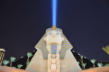 Luxor Hotel Strip Las Vegas