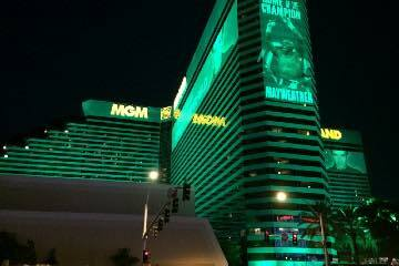 Mgm Grand Hotel Strip Las Vegas