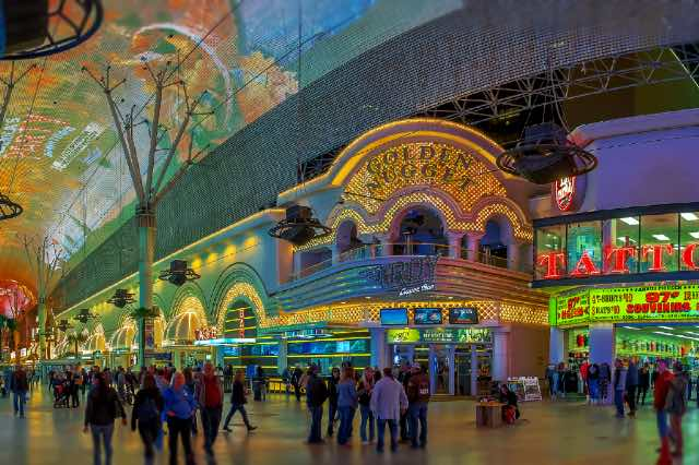 fremont street experience visiter downtown 640426