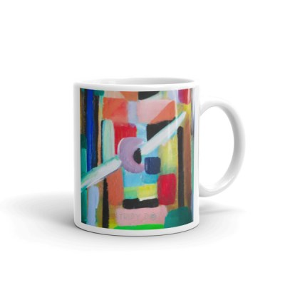 Image of Tribal - Mug By Stripy Dot