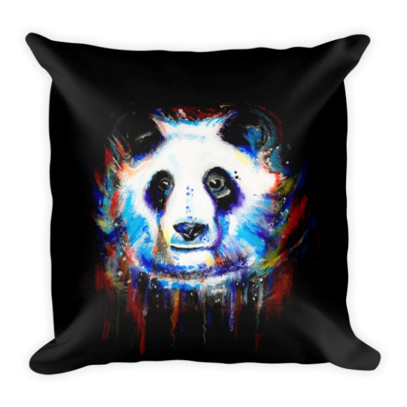 Lloyd Panda cushion