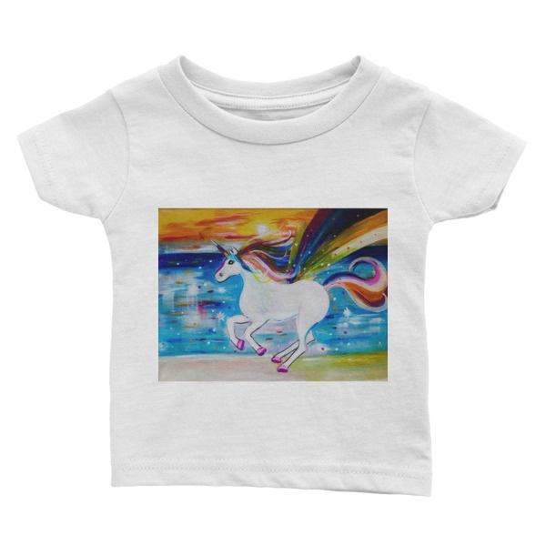 Unicorn - Fantasy Infant T-shirt