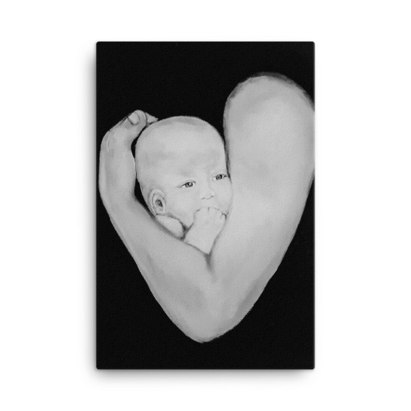 Image of Fathers Love - Canvas